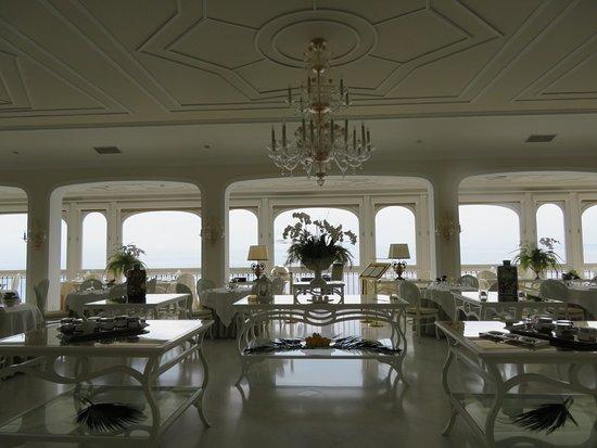 Grand Hotel Ambasciatori: Formal Dining Room