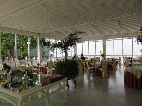 Grand Hotel Ambasciatori: Casual Dining Room