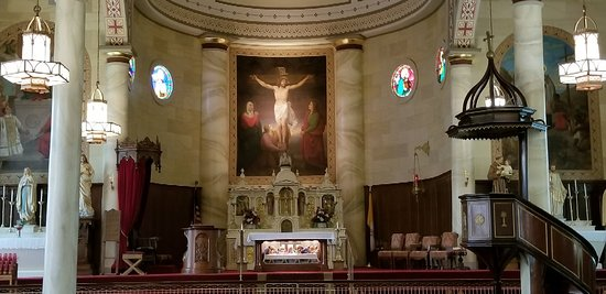 Old Cathedral Church: 20180526_123453_large.jpg