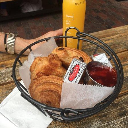 Bilde fra Tatte Bakery & Cafe