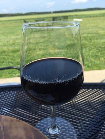 Machipongo, فيرجينيا: Good wine