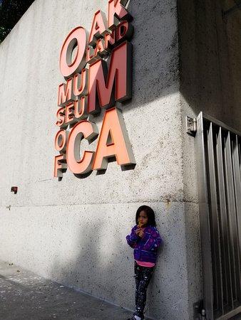 Oakland museum of california teens asian