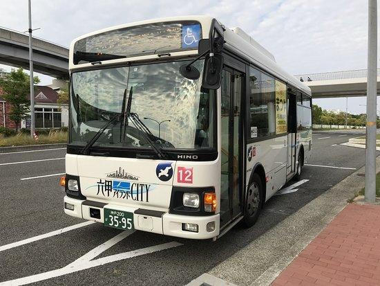 Kobe Minato Kanko Bus