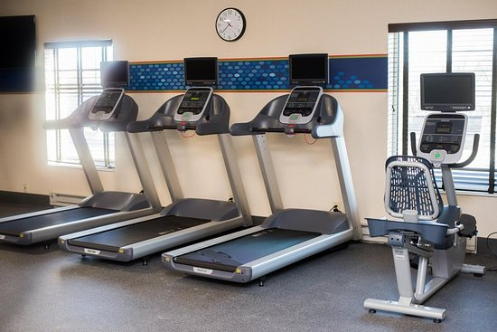 Hampton Inn & Suites Warrington Horsham: Health club