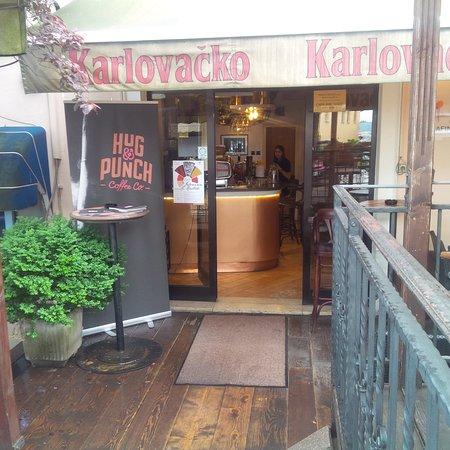 Kastav, Kroatien: Storefront