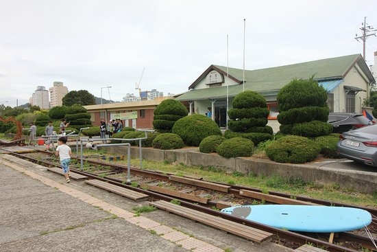 Old Songjeong Station (Busan)