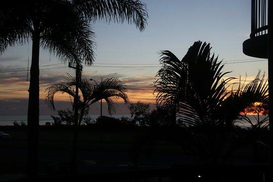 Alexandra Headland, أستراليا: from unit 8 balcony