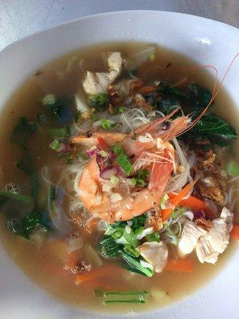 Teluk Intan, Malezya: Nasi Ayam Hainan Marvelous