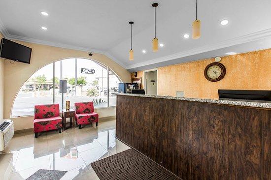El Centro, كاليفورنيا: Lobby