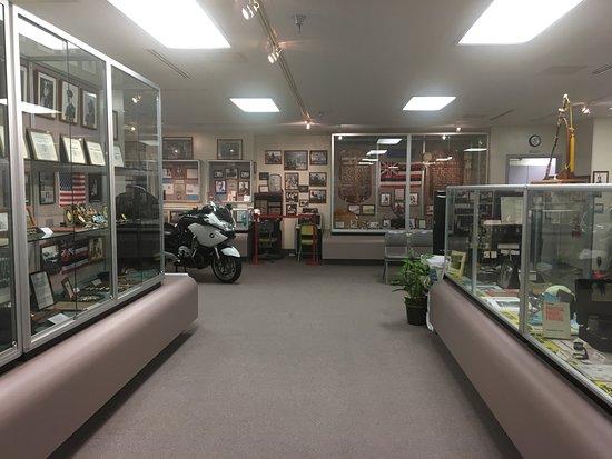 Honolulu's Police Department Museum