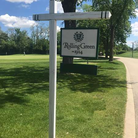 ‪Rolling Green Country Club‬