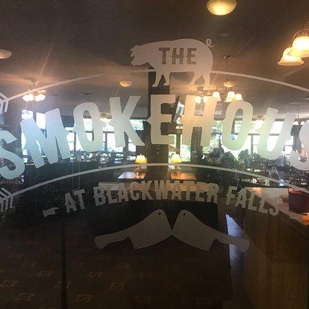 Smokehouse at Blackwater Falls Φωτογραφία