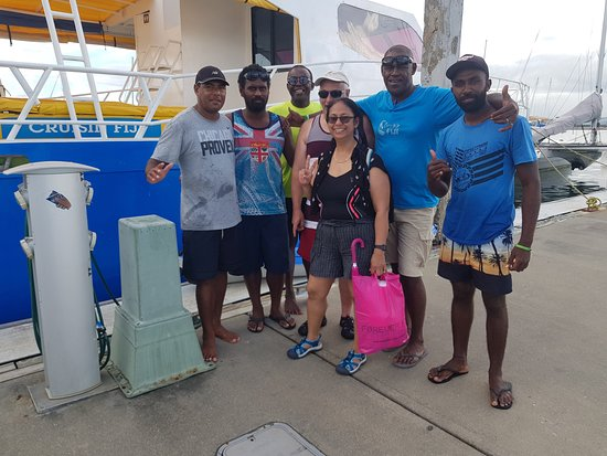 Authentic Fijian Day Cruise - Best Day You Will Have In Fiji - Guaranteed: Our crew