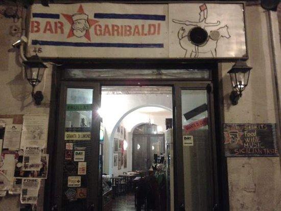 Bar Garibaldi: Benvenuti