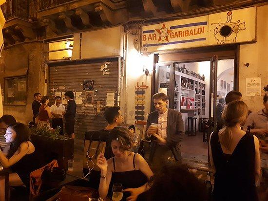 Bar Libreria Garibaldi