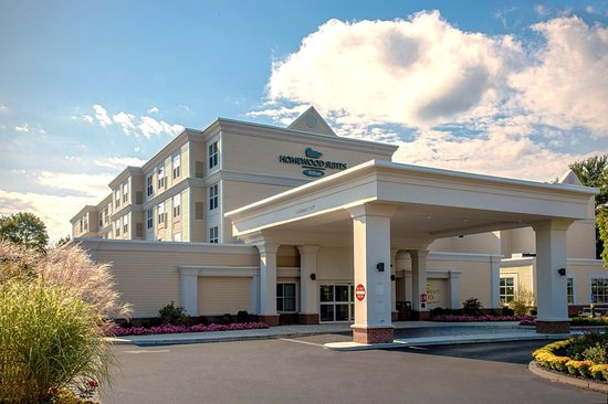 Homewood Suites by Hilton Boston/Canton, MA: Exterior