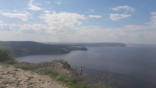 Zhiguli, Ρωσία: Вид на Жигулевское море
