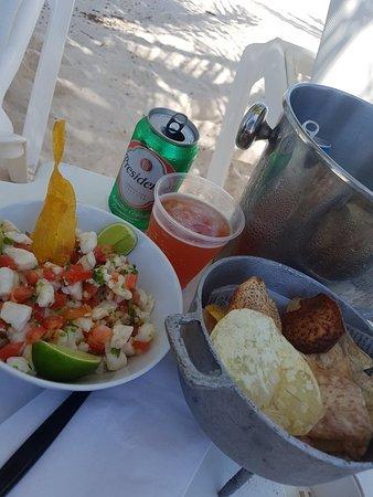 Playa Blanca Restaurant: 20180526_115245_large.jpg