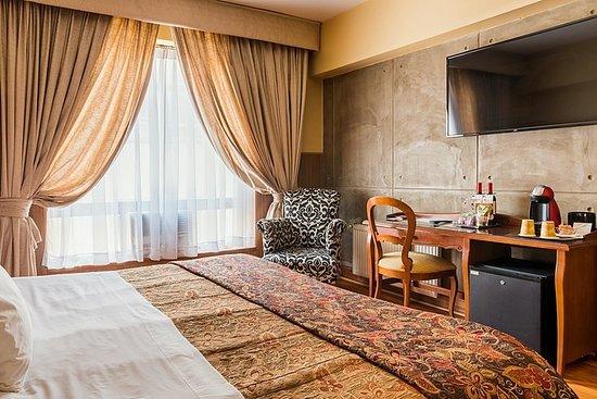 Hotel Panamericano: Guest room