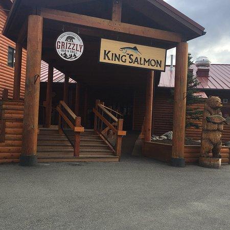 Bilde fra King Salmon