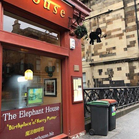 Elephant House Resmi