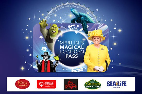 Magical London Pass Including Madame...