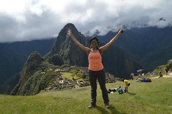 Excursão de 2 dias para Machu Picchu...