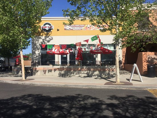 Prescott Valley, AZ: Home Slice Pizza