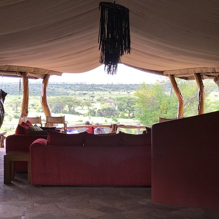 Eagle View, Mara Naboisho: The Eagle View Lodge at my visit in May 2018