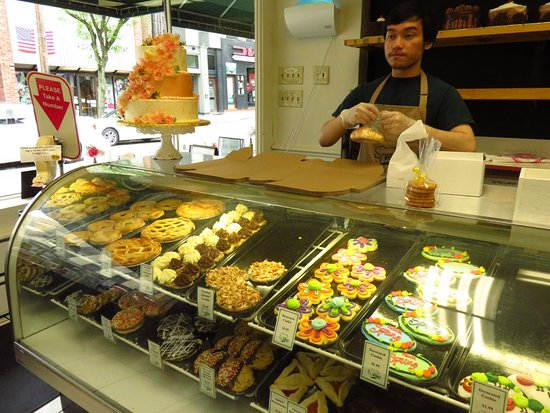 Prantl's Bakery: Interior