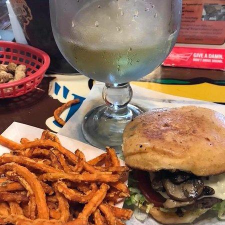 Stephenville, تكساس: Grumps Burgers