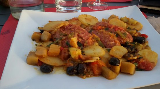Saint-Clair-du-Rhone, França: La Dolce Vita - Ristorante & Pizzeria