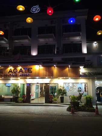 The Agate Pattaya Boutique Resort Φωτογραφία