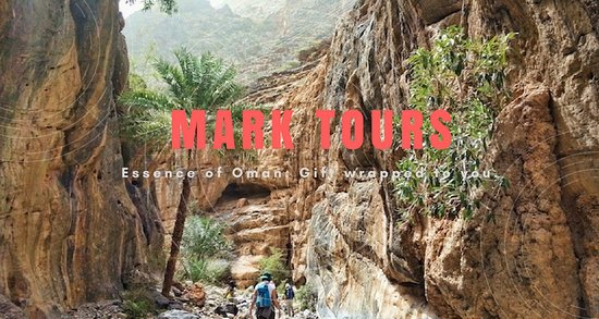 Ruwi, Oman: Mark Tours