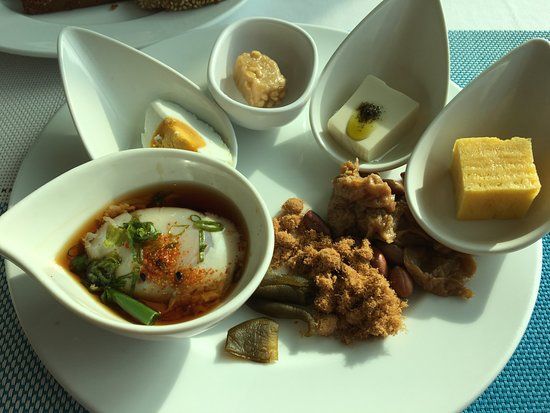 The Landis Taichung: 早餐很多元,非常值得推薦