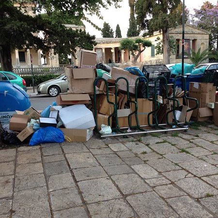 Korfu by, Hellas: Corfu now!!!