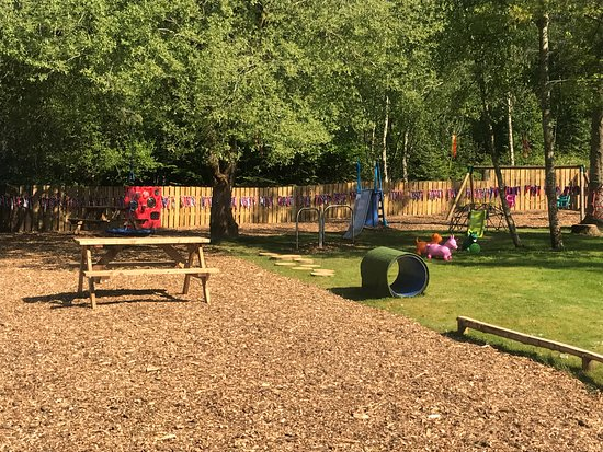 Adventure Trail: NEW TODDLER & PICNIC AREA ADDED