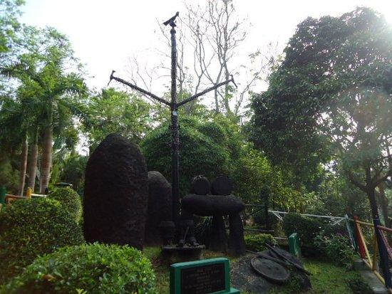 Diphu, Índia: Karbi symbol.