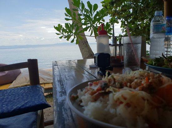 I-Talay Beach Bar & Cottages at Taling Ngam Resmi