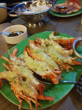 Luwuk, Indonesien: Rumah Makan Hawaii