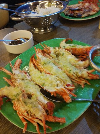 Luwuk, Ινδονησία: Rumah Makan Hawaii