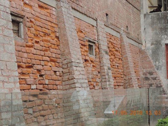 Jallianwala Bagh: Bullet marks inside Jallianwala baug