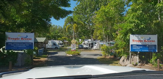 Tropic Breeze Caravan Park: 20180527_122317_large.jpg