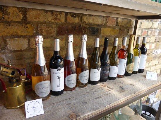 Shoreham, UK: Wide range of styles of wines