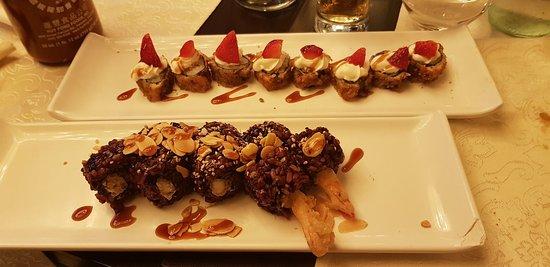 Locale molto bello e ottimo Sushi