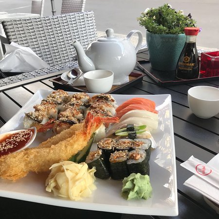 IZUMI Restaurant - Sushi Bar : Sushi Dinner am Samstag