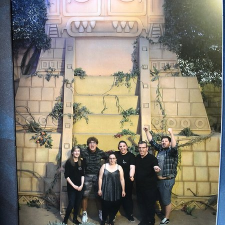 The Crystal Maze LIVE Experience, Manchester Photo