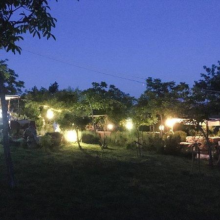 Acqualagna, Italy: Una serata all'hosteria! Incantevole!
