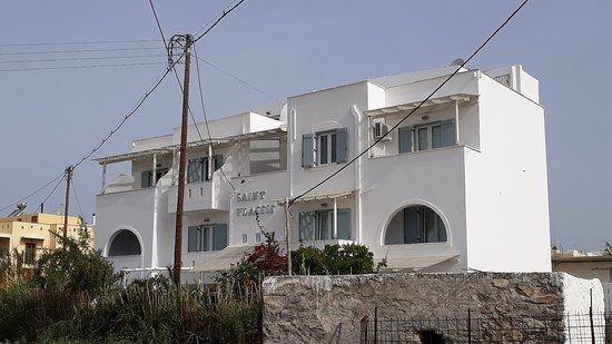 Saint Vlassis Hotel: 20180415_100109_large.jpg