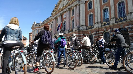 Toulouse Bike Tour